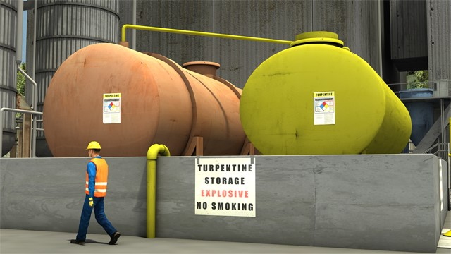 Turpentine Awareness Safety Video - Convergence Training