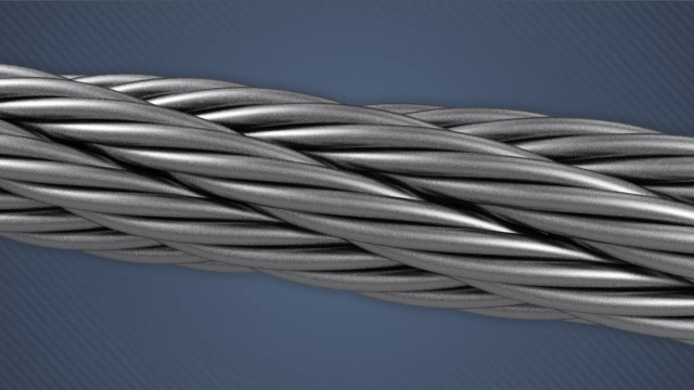 Wire Rope Basics Training Video - Convergence Training